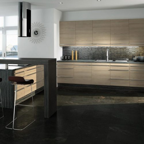 Navarra Ash and Amazonas Contemporary Ashley Ann Kitchen